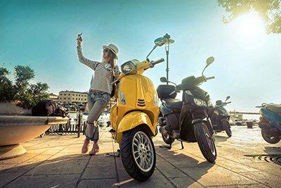 Rijles Scooterrijbewijs