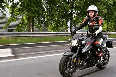 motorrijles in Den Haag met Easydriving
